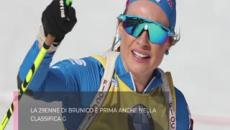 Biathlon, oro all'italiana Wierer