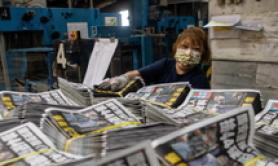 Hong Kong: Apple Daily, domani l'ultima edizione