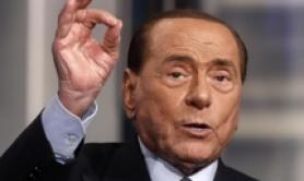 Berlusconi doubts Salvini pledge to stick by govt