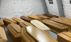 Coronavirus: 170 coffins to be moved from Bergamo (2)