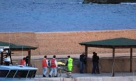 Migranti da Sea Watch a Lampedusa