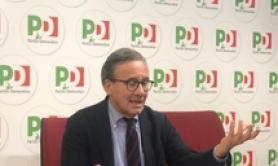 Verini, Commissione Antimafia in Umbria