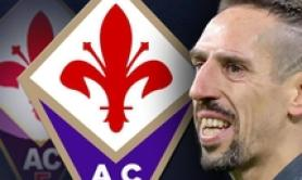 Soccer: Ribery joins Fiorentina from Bayern