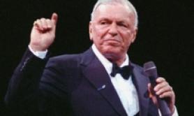 Venduti all'asta tre water di Frank Sinatra