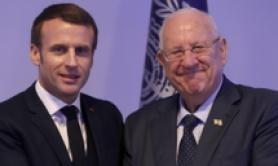 Macron: negare Israele è antisemitismo