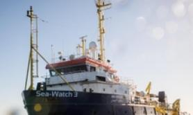 Sea Watch commander probed
