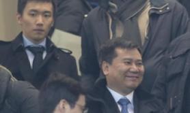 Zhang visita la nuova sede dell'Inter