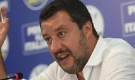Salvini tells CNN he 'shares Trump's concerns' on Iran