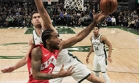 Nba, Toronto rimonta e supera Bucks