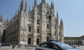 Hostage incident causes moments of terror at Milan Duomo