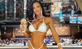 Wellness fitness, una coratina vince Europei in Spagna