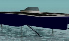 Yacht a energia pulita: nella gara a Monaco c'è un team barese