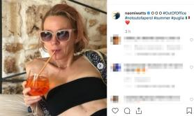 L'estate dei vip nel Salento: Naomi Watts in un resort a Casalabate