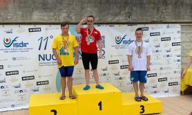Nuoto, Gargano 2000 in missione: a Mondiali ed Europei 2 campioni disabili
