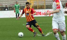 Lecce, Falco primo in classifica per falli subiti
