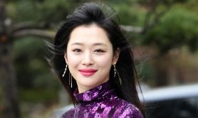 Sulli, pop star coreana