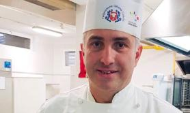 Chef Antonio Farella