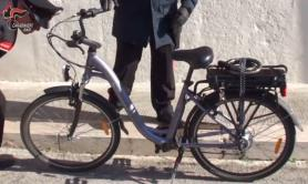 Bari, sequestrate bici elettriche modificate: multe per 30mila euro