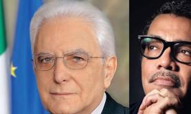 Guillermo Mariotto, onorificenza da Sergio Mattarella. Video di Milly Carlucci
