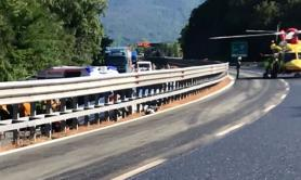 Incidente in A15 altezza Villafranca in Lunigiana: due morti