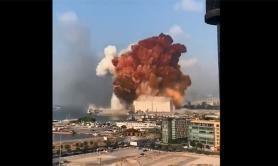 Libano, forte esplosione a Beirut: decine di feriti