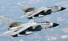 I «Tornado» di Ghedi si allenano col nucleare