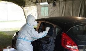 Coronavirus, nel Barese attivate 14 postazioni drive-through per tamponi