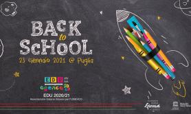 «Back to school»: a Lecce l'evento in streaming con i ministri Azzolina e Spadafora