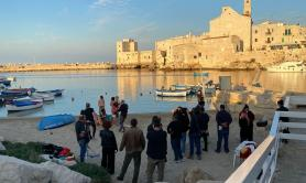 Giovinazzo è la location per lo spot Algida dell'estate 2021