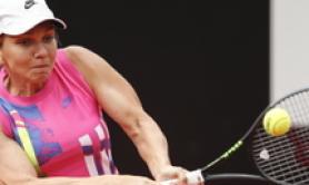 Open Italia: Pliskova si ritira, Halep nuova campionessa