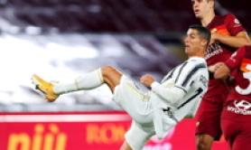 Soccer: Ronaldo hails Juve spirit after salvaging draw