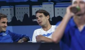 Tennis: Laver Cup, Nadal 'coach' Federer
