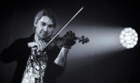 David Garrett torna in Italia con Unlimited Live