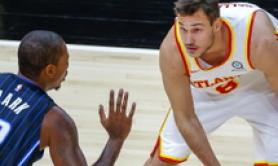 Basket: Nba; riecco Gallinari, i Clippers non si fermano più