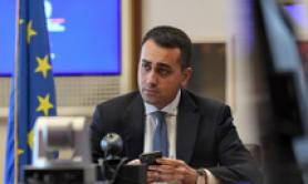 Di Maio, andrò in Germania e Grecia