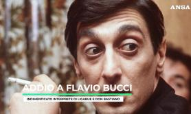 Morto Flavio Bucci, fu Ligabue in tv