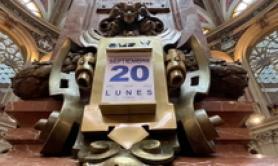 Borsa: Europa in rosso, teme Evergrande e mosse Fed