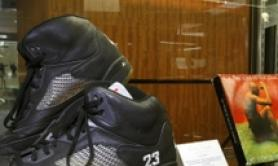 Scarpe di Michael Jordan all'asta per 615.000 dollari,record