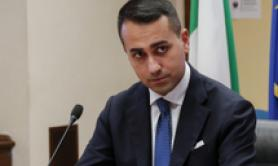 We condemn Gaza rockets but moderation needed - Di Maio