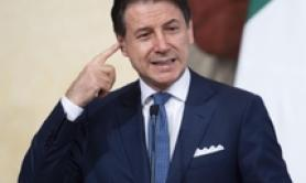 Conte 'perplexed' by Renzi split - sources