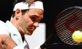 Tennis: Federer withdraws from Italian Open