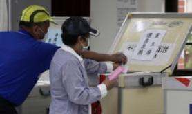 Elezioni presidenziali a Taipei