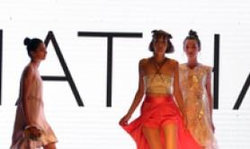 Creazioni di Nathalie alla Fashion Week di Tunisi