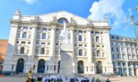 Borsa: Milano apre in calo (-0,35%)