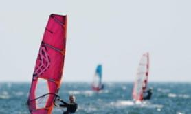 Coronavirus: Two men fined for windsurfing off Elba