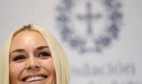 Lindsey Vonn premiata Principessa delle Asturie in Spagna