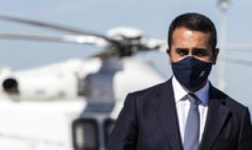 Abraham Accords good for peace says Di Maio in Israel