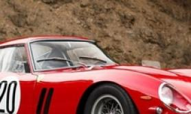 Ferrari 250 GTO work of art, 1st car granted copyright