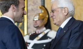 Mattarella voices 'closeness' over Nice attack