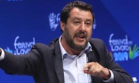Hostile act by Sea Watch says Salvini